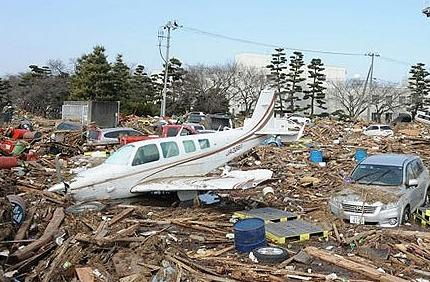 Japan Earthquake Aftermath