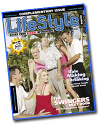 Swinger News - LifeStyle Magazine Is Back-Issue1