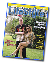 Swinger News - LifeStyle Magazine Is Back-Issue2