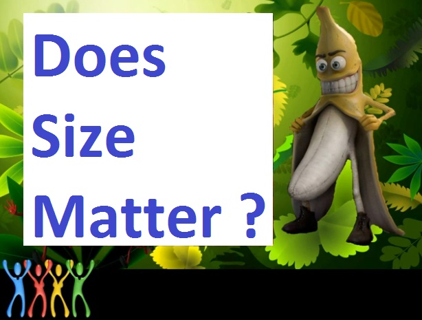 Swinger Guide - Does Size Matter?