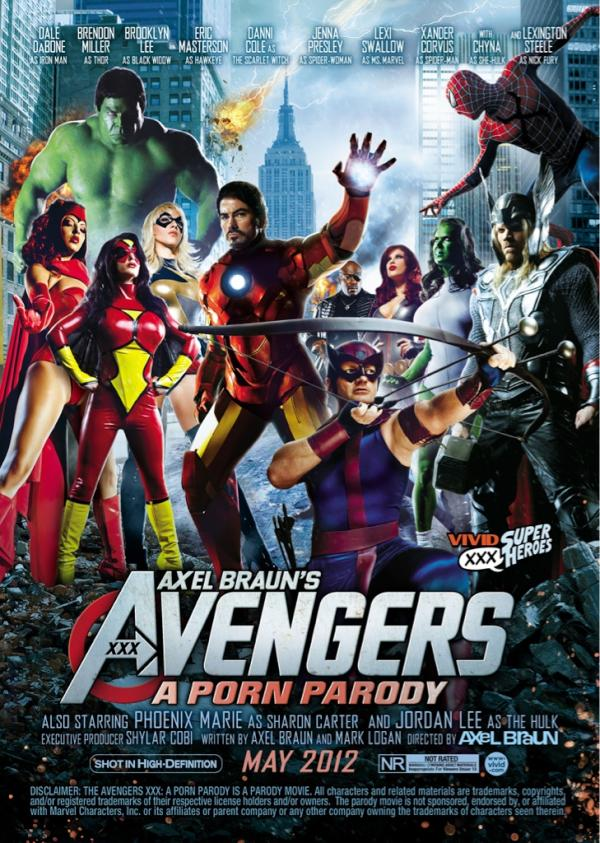 Swinging Humor - Avengers Assemble: Swingers