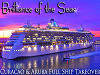 Brilliance of the Seas * April 6 - 13, 2013