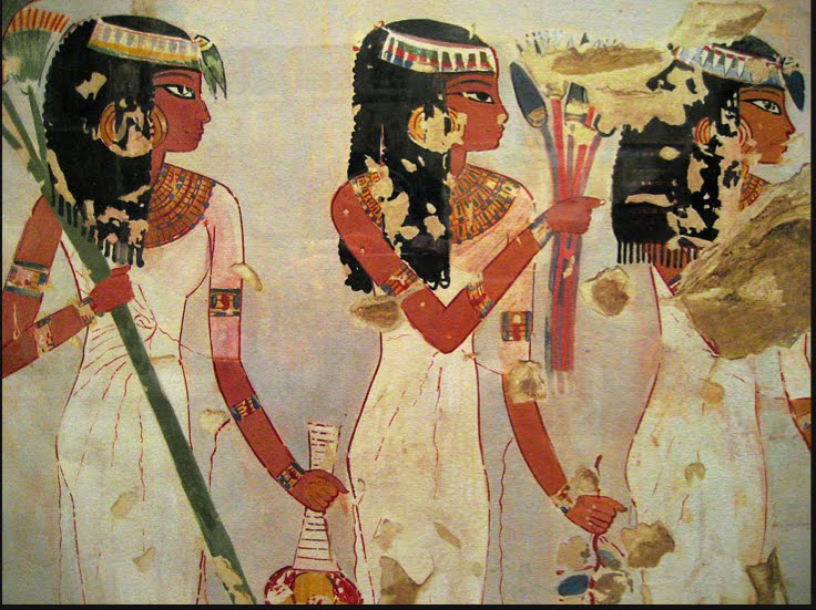 A Closer Look At Ancient Egyptian Orgies