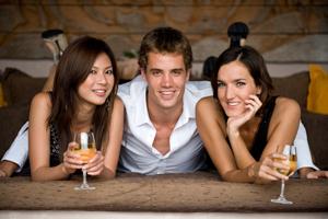Erotic Relationship - Threesomes